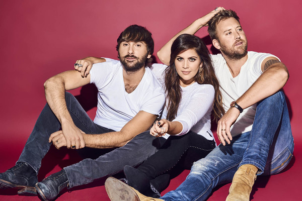 Lady Antebellum Ready to Hit the Road with Kelsea Ballerini and Brett Young