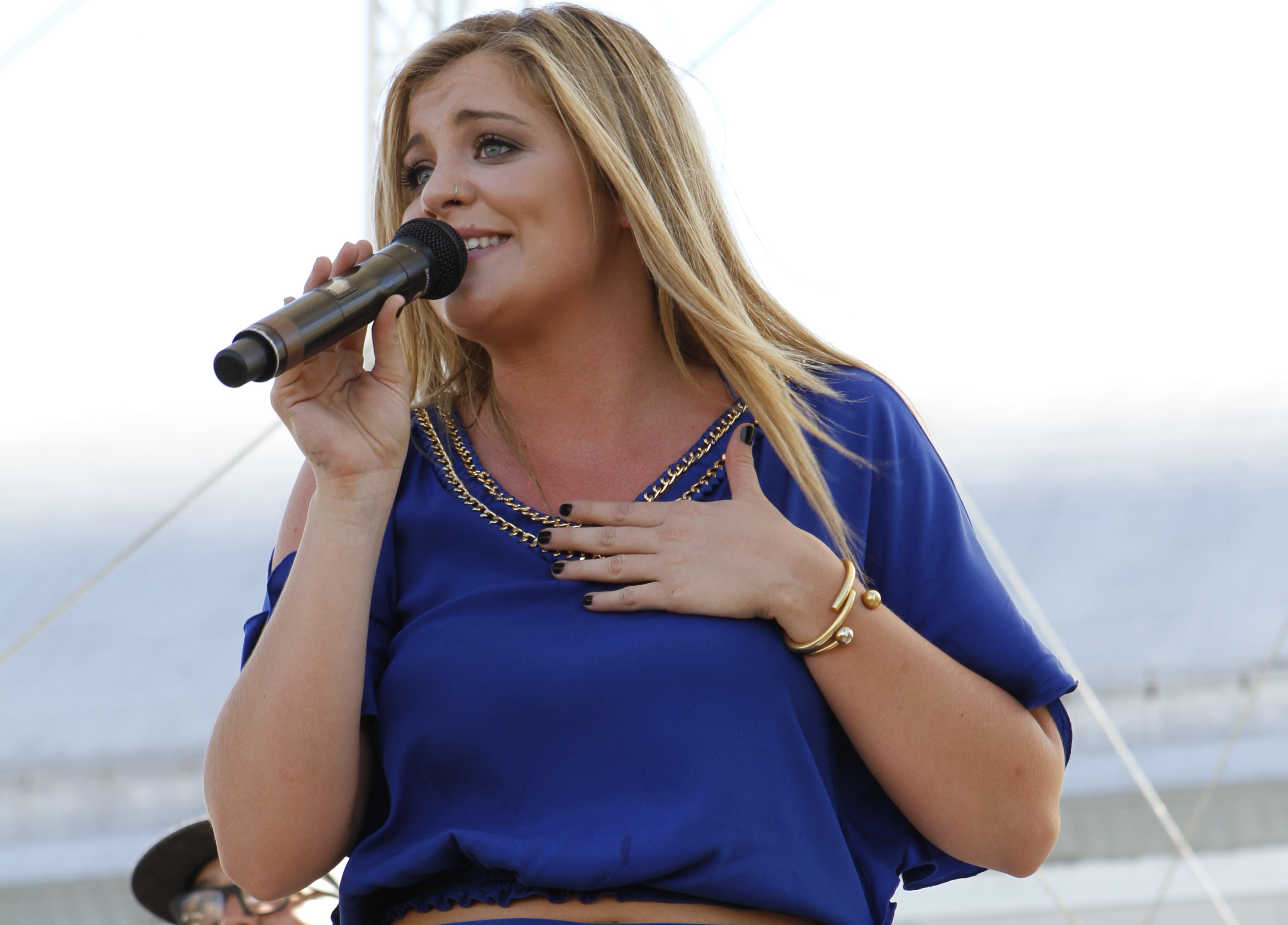 Lauren Alaina Reveals More Details On Upcoming Movie Role