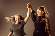 Lennon and Maisy Gush Over New 'Nashville' Cast Member Rachel Bilson