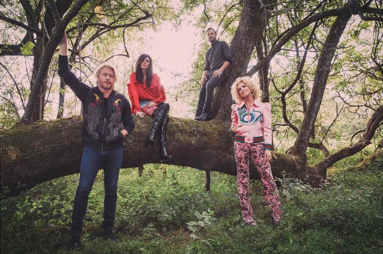 Little Big Town Reveals 'The Breaker' Album Cover, Track List