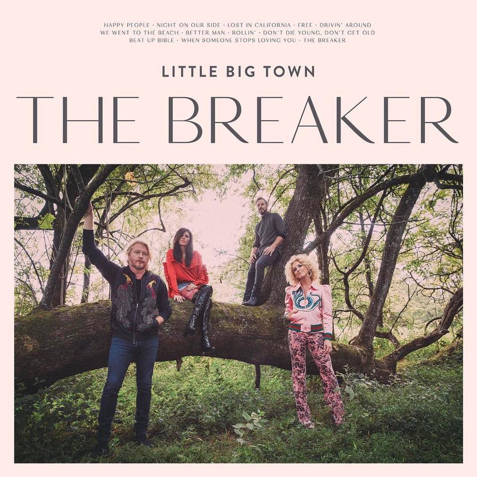 Album Review: Little Big Town's 'The Breaker'