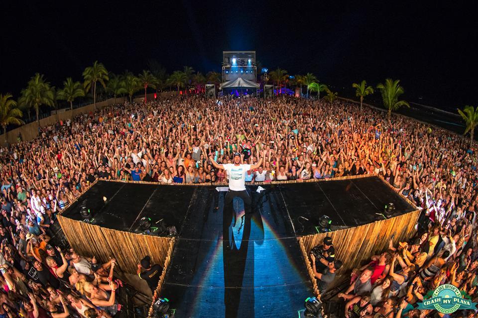 Luke Bryan's Crash My Playa to Return in 2018