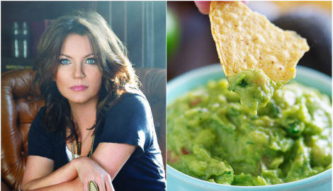 Bring the Fiesta with Martina McBride's Guacamole