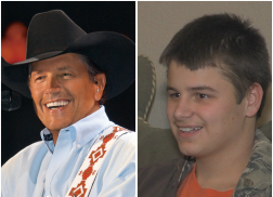 George Strait Fan Receives the Surprise of a Lifetime Before Going Deaf