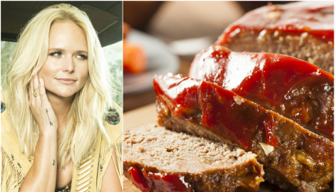 Make Mama Proud by Cooking Up Miranda Lambert's Meatloaf