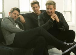 Rascal Flatts Aim to 'Pass the Blessings' Through Charitable Efforts