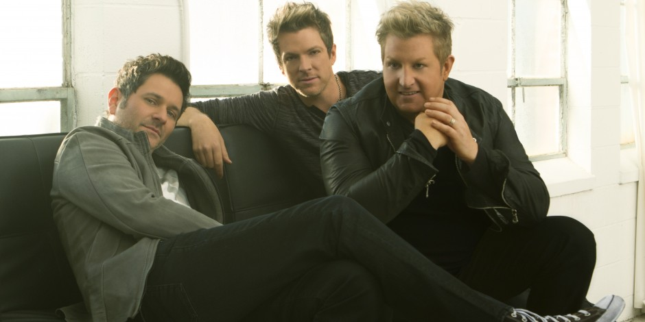 Rascal Flatts Like To Take It Easy During Downtime on the Road
