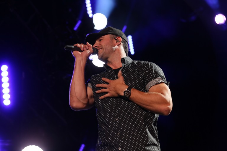 Sam Hunt, Luke Bryan to Headline Rock the South Festival