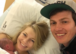 Waterloo Revival's George Birge and Wife Welcome Baby Boy