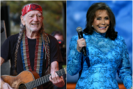 Willie Nelson Wants Loretta Lynn to Give Marijuana a Second Chance