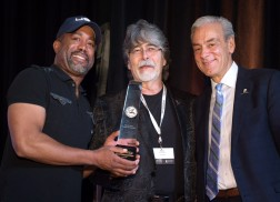 St. Jude Children's Research Hospital Honors Darius Rucker with Randy Owen Angels Among Us Award