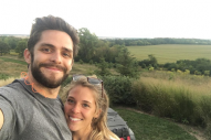 Thomas Rhett Shares His Love Story with TODAY Show's Willie Geist