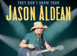 Jason Aldean Announces Massive They Don't Know Tour