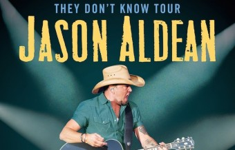 Jason Aldean Announces Massive 2017 Tour