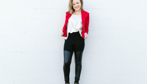 Three Looks Inspired by MINXX Leggings to Look Gorgeous