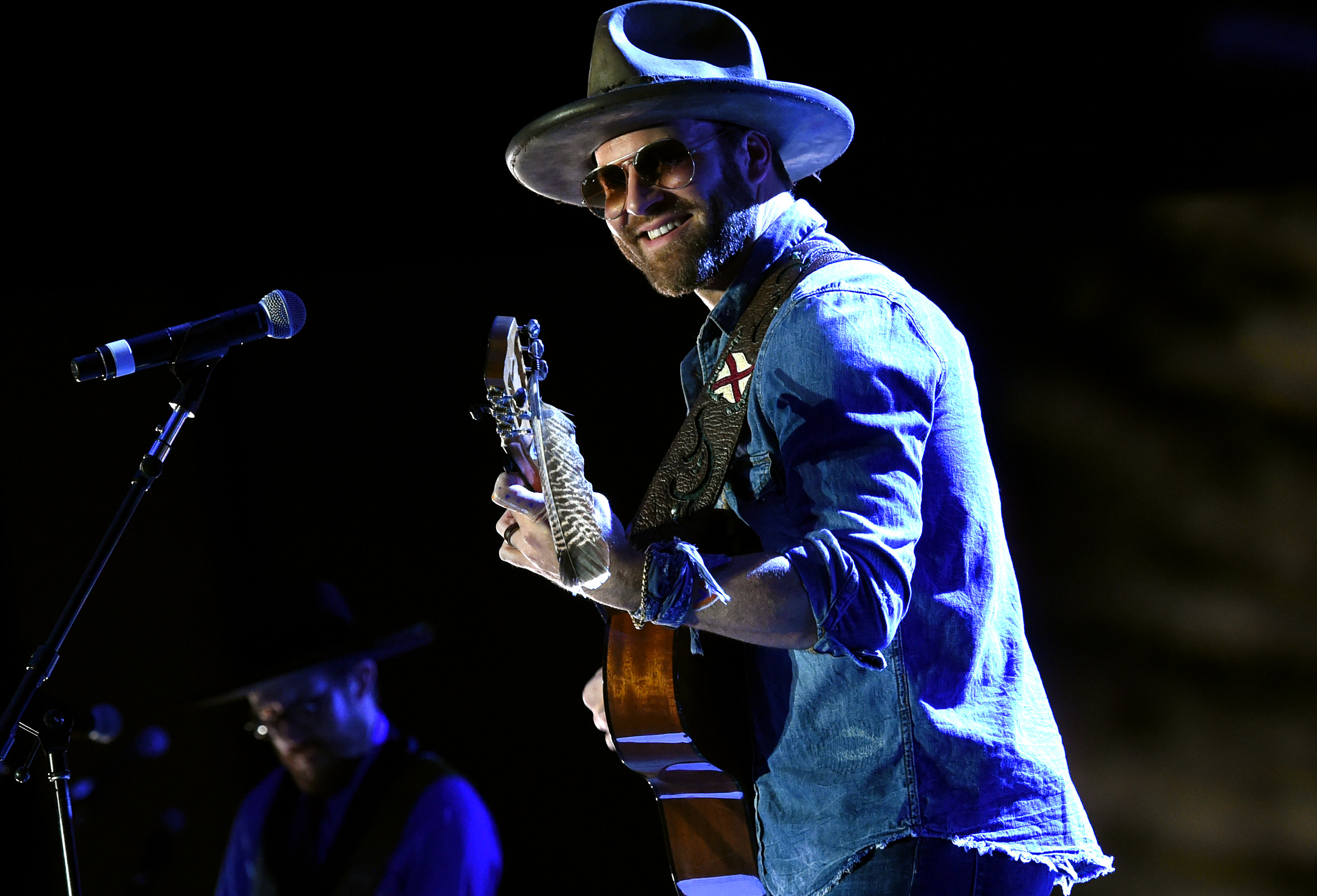 Drake White; Photo by Rick Diamond/Getty Images for CRS
