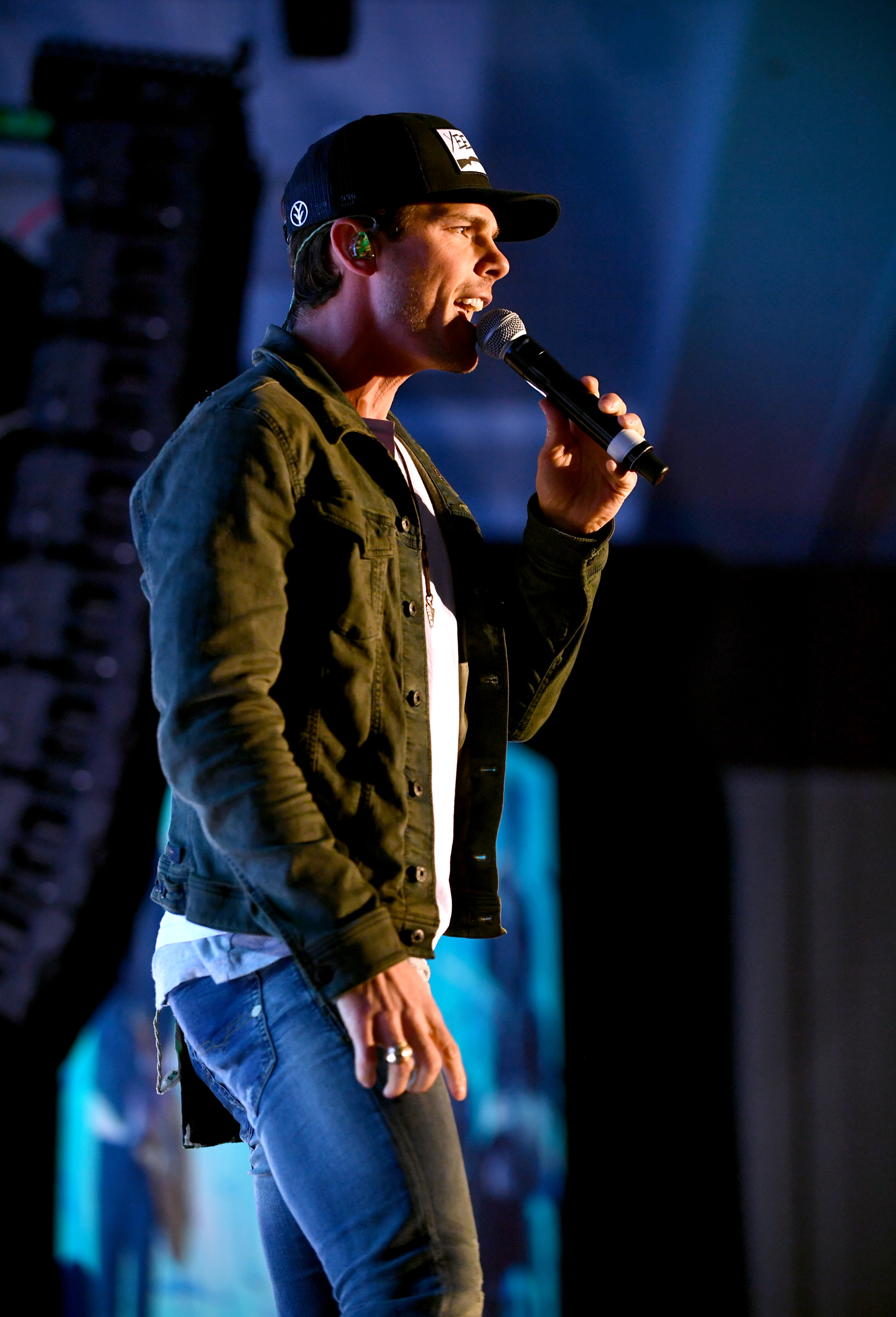 Granger Smith; Photo by Jason Davis/Getty Images for CRS