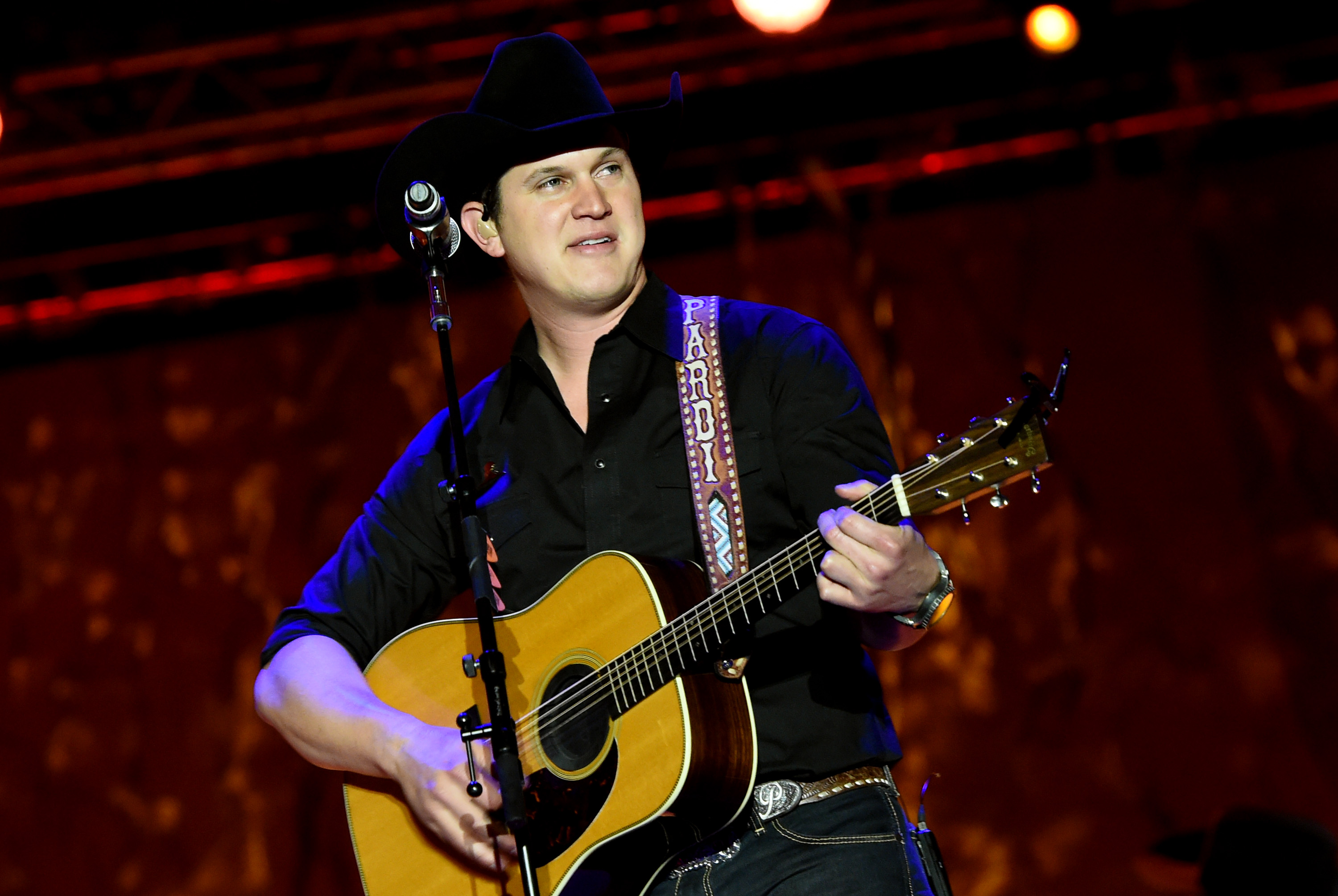 Jon Pardi; Photo by Rick Diamond/Getty Images for CRS