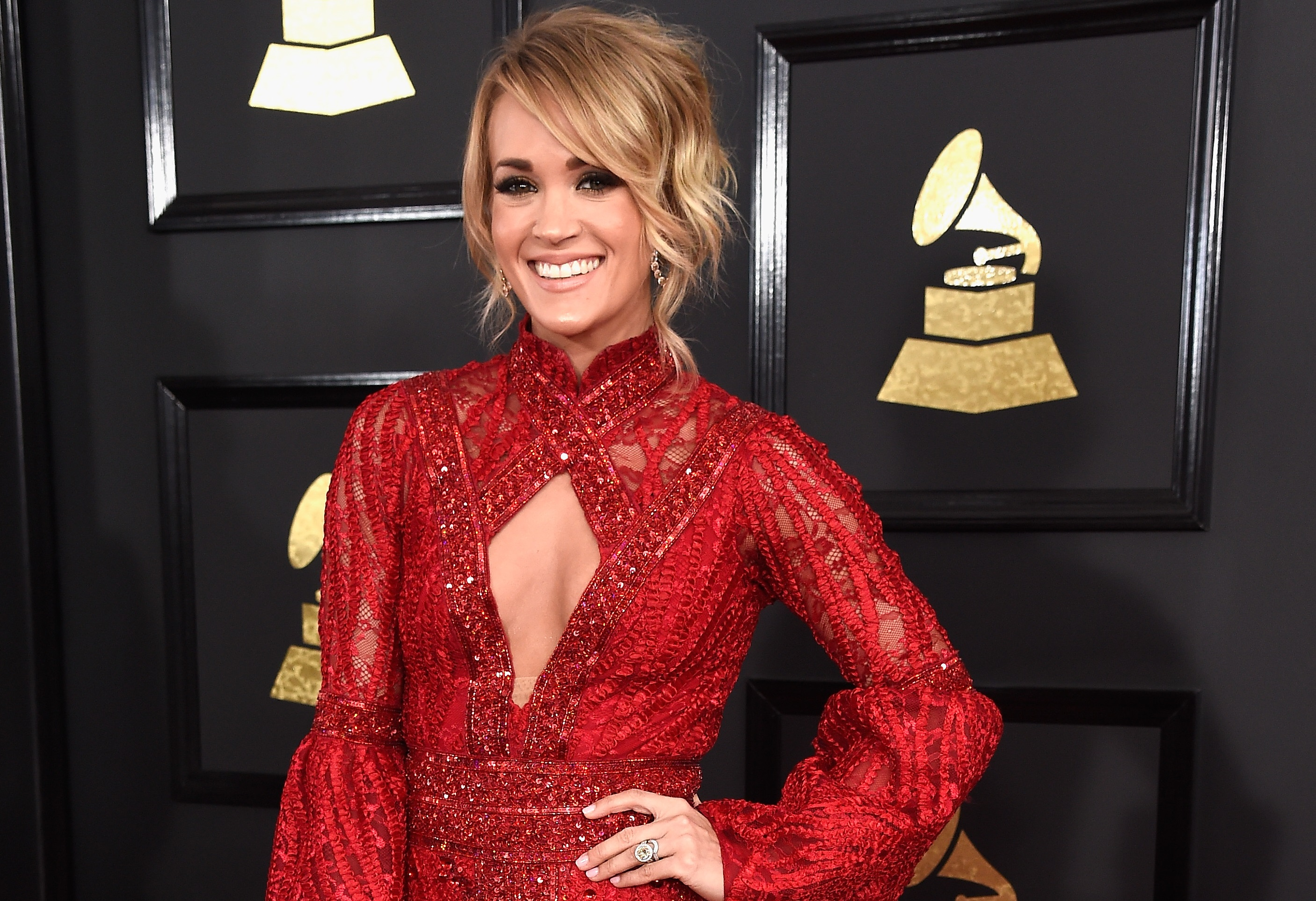 Carrie Underwood Says She's 'Taking a Little Break' from the Road