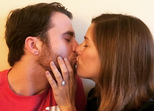 Cassadee Pope Engaged to All Time Low's Rian Dawson