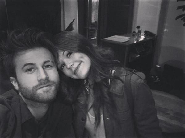 Caroline glaser and colton swon dating