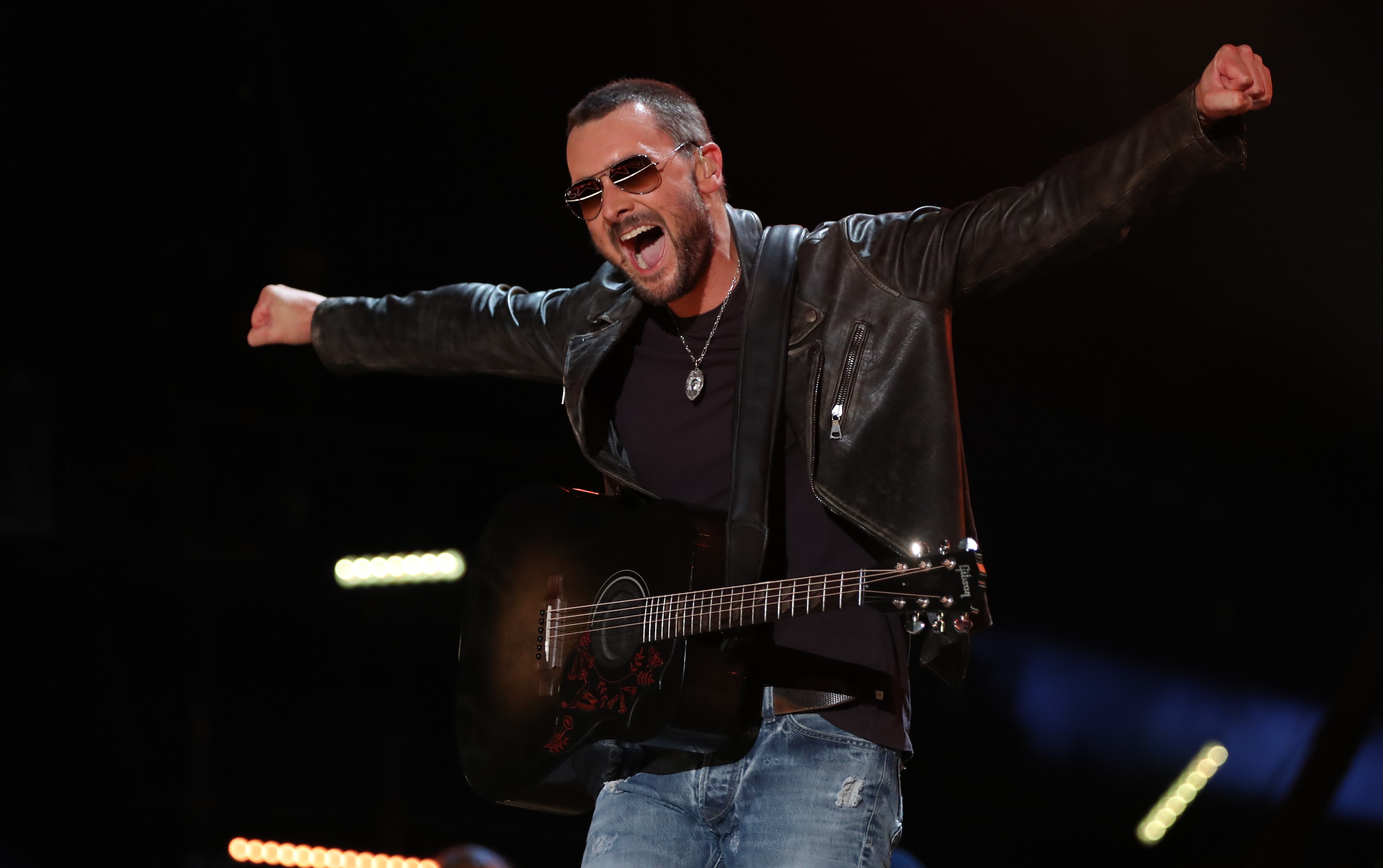Eric Church Feeds Off Crowd on Holdin' My Own Tour