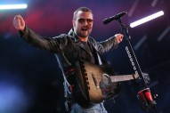 How Eric Church Got Nicknamed 'The Chief'