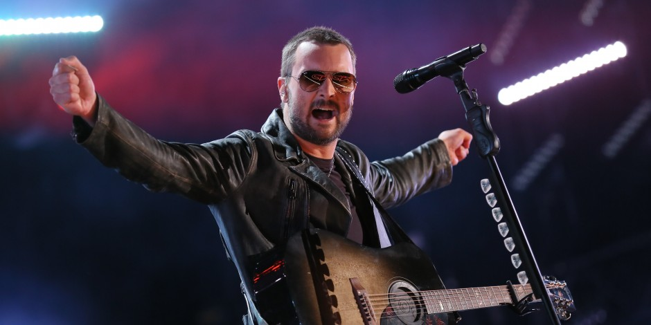 Eric Church's Son Boone Joins Holdin' My Own Tour as a Roadie