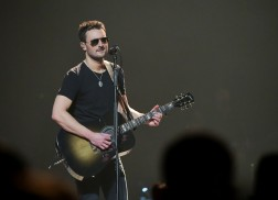 Eric Church Honors Late Rocker Chris Cornell with 'Rusty Cage'