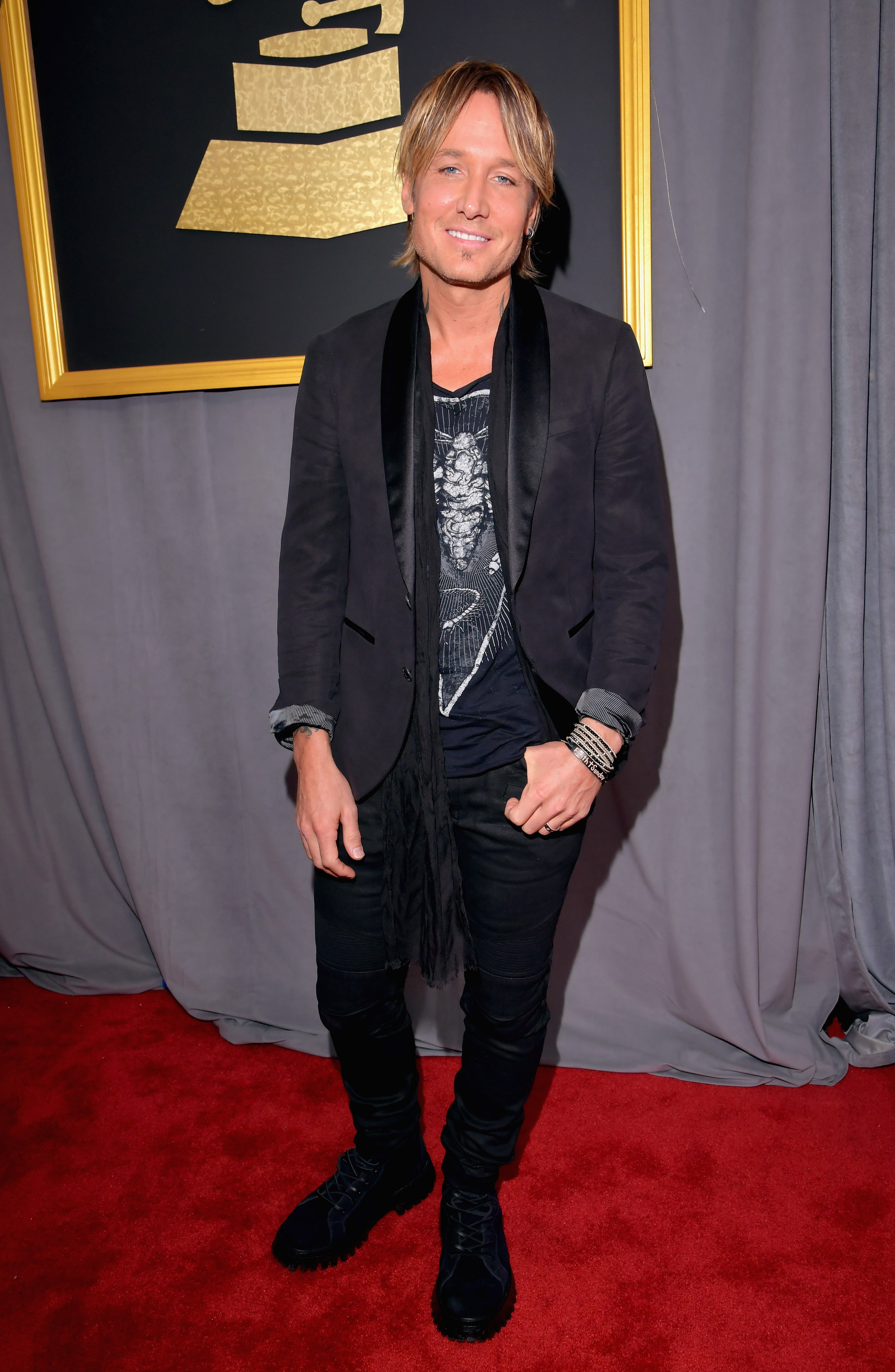 Keith Urban; Photo by Lester Cohen/WireImage