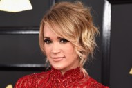 Carrie Underwood to Receive Star on Hollywood Walk of Fame