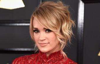 Carrie Underwood Earns Walk of Fame Star