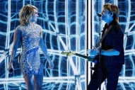Keith Urban and Carrie Underwood Debut 'The Fighter' on the GRAMMYs