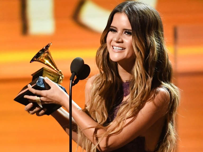 Maren Morris Claims GRAMMY Award for Best Country Solo Performance