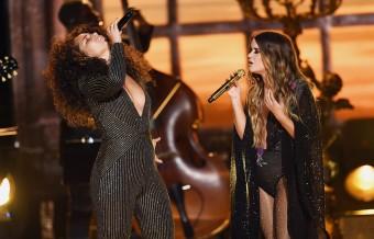 Maren Morris and Alicia Keys Stun at GRAMMYs