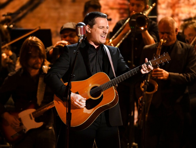 Sturgill Simpson Brings Country to GRAMMY Awards Stage