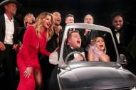 Tim McGraw, Faith Hill and Keith Urban Sing Carpool Karaoke (GRAMMYs Style!)
