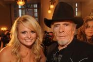 Miranda Lambert, Kenny Chesney Lead Merle Haggard Tribute Lineup