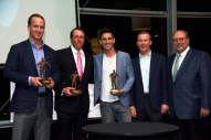 Jake Owen 'Forever Humbled' After Receiving 'The Arnie Award'