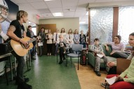 Keith Urban Surprises Children at Nashville Hospital for 10th Anniversary of Musicians on Call