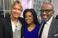 Keith Urban Brings 'Blue Ain't Your Color' To The Today Show