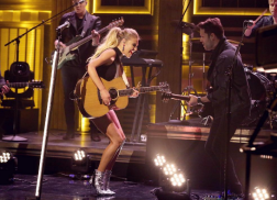 Kelsea Ballerini to Perform at GRAMMYs, Stops By 'The Tonight Show'