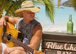 Kenny Chesney Has Us Ready for Summer with Blue Chair Bay's New Key Lime Cream Flavored Rum