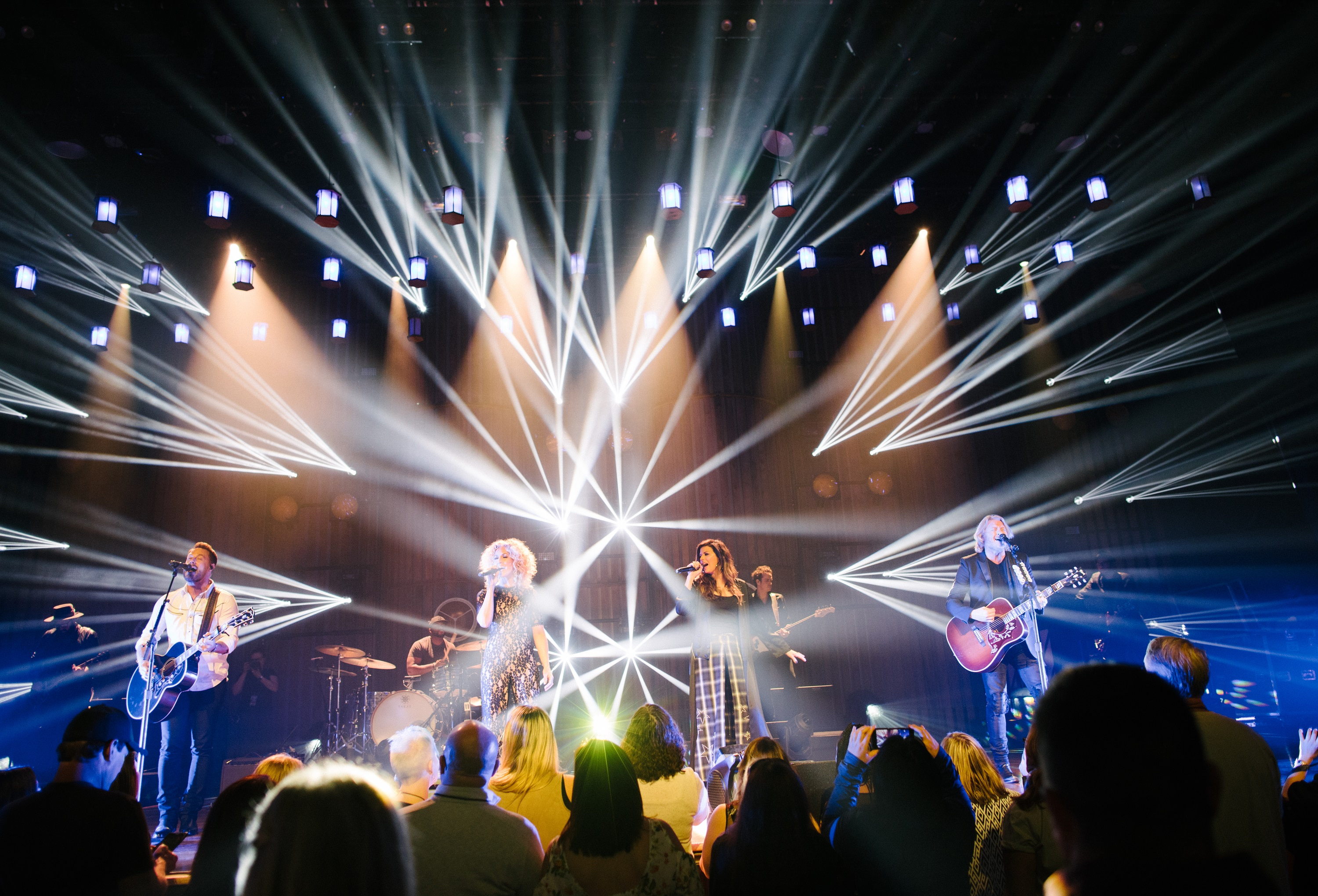Little Big Town Bring the Hits, Chris Stapleton, Sam Hunt and 'The Breaker' to the Ryman