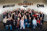 Iconic Artists Gather at Annual Legends Lunch During Country Radio Seminar