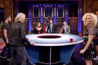 Little Big Town's Gets Competitive Playing 'Musical Beers' on 'The Tonight Show'