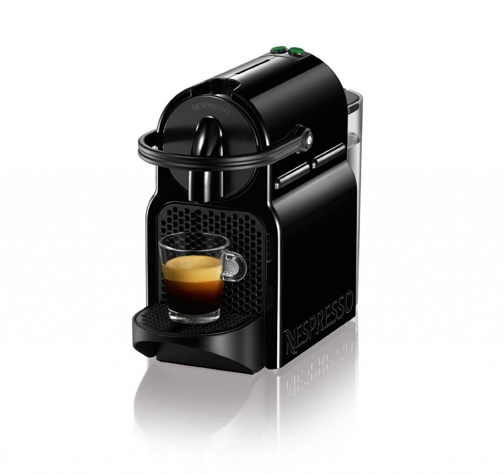 Nespresso Inissia; Photo via Nespresso