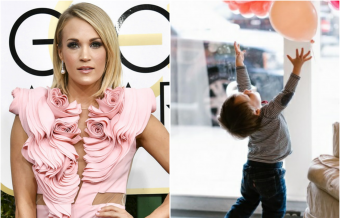 Carrie Underwood Shares Birthday Message for Isaiah