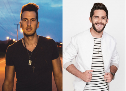 Russell Dickerson Thankful To Receive 'Invaluable' Advice From Thomas Rhett