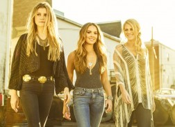 Runaway June Takes the Edge Off with Netflix Binging